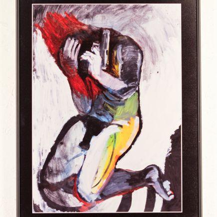 Adrienne L'esperance Art Print - Reach