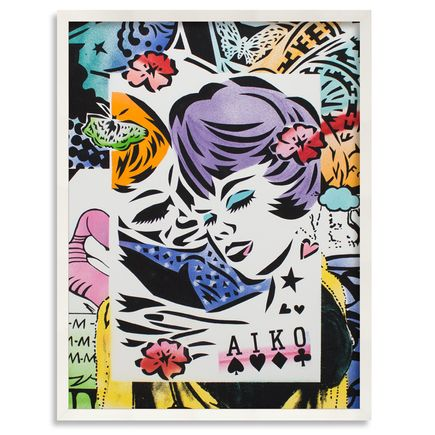 Aiko Art - Lovers - Standard Edition - Framed