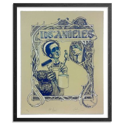 Aise Art Print - Lost Angeles