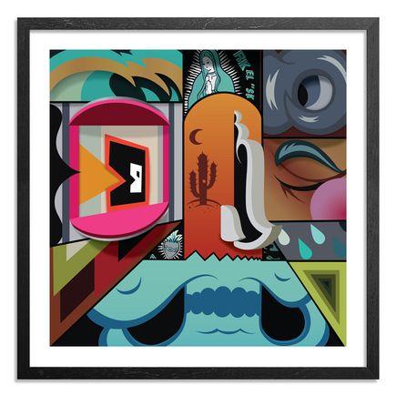 Alex Yanes Art Print - Crybaby