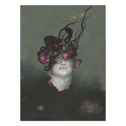 Allison Sommers Original Art - B'Hoy Patuxent