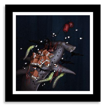 Allison Sommers Original Art - Herd
