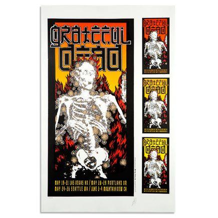 Alton Kelley Art - Grateful Dead - Proof