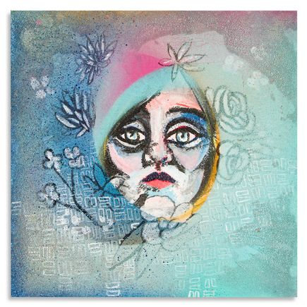 Alyssa Mullen Original Art - Fenestra III