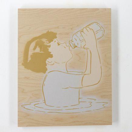 Amanda Marie Original Art - Milkboy