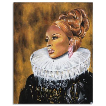 Amar Stewart Original Art - Mary J - Original Painting