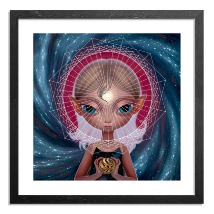 Ana Bagayan Art Print - Message From Inner Earth - Standard Edition