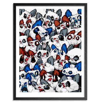 Woes Martin Art Print - Fangs And Furballs