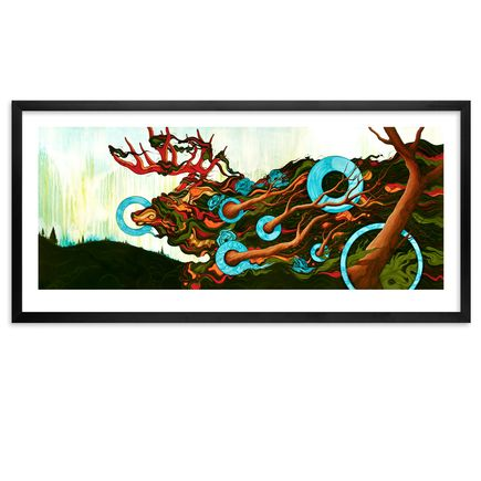 Anthony Hurd Art Print - Shedding Vessel - Limited Edition Prints