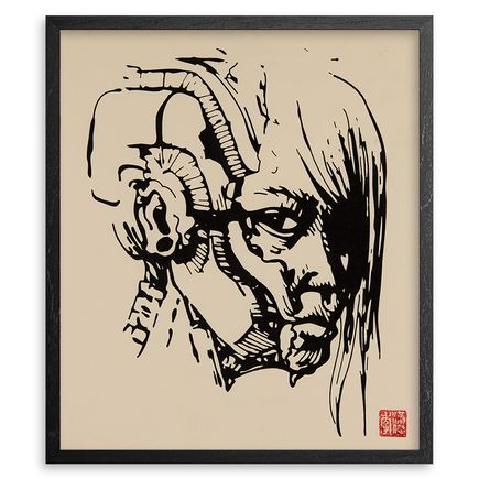 Anthony Lee Art Print - Hardware Beatup