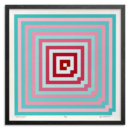 Anthony Sneed Art Print - Waiting Room (Light)