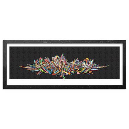 Apexer Art - Turk Street - Framed