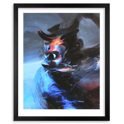 Apolo Cacho Art Print - Fantasma II