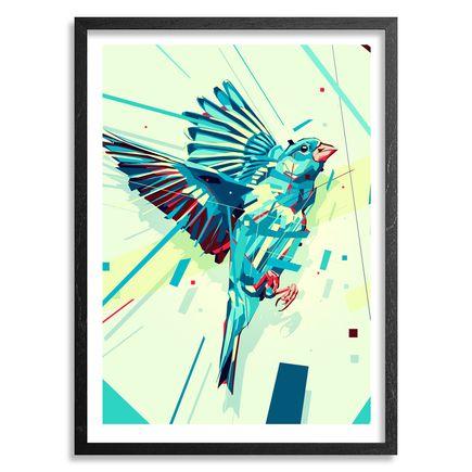 Arlin Art Print - Liberdade Abstrata I