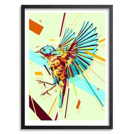 Arlin Art Print - Liberdade Abstrata II