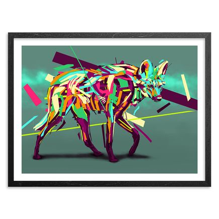 Arlin Art - Brazilian Wolf - 36  x 27 Inch Edition