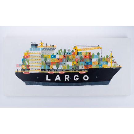 James Noellert Original Art - Largo