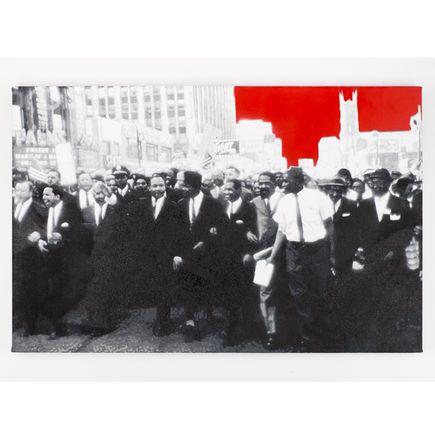 Sleep Original Art - March On Freedom