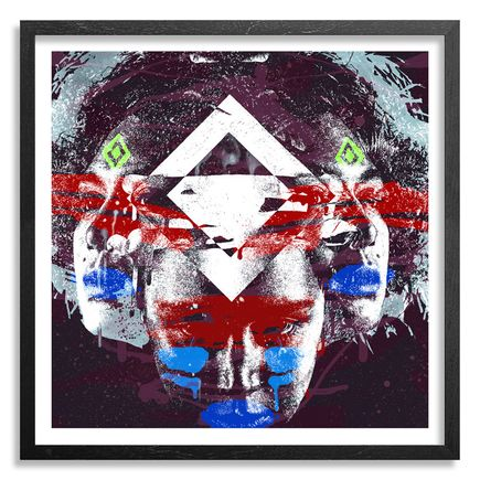 Askew One Art Print - Leilani