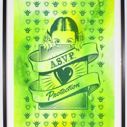 ASVP Art Print - Protection 3
