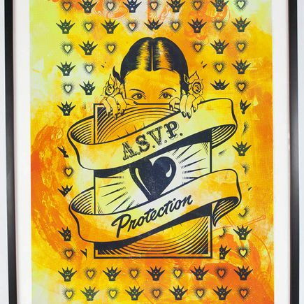 ASVP Art Print - Protection 1