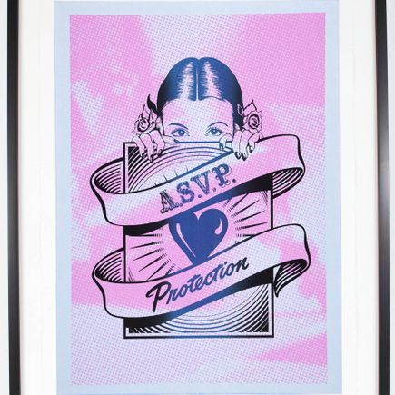 ASVP Art Print - Protection 2