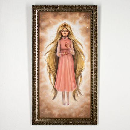 Audrey Pongracz Original Art - A Hundred Years