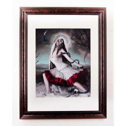 Aunia Kahn Original Art - Transient Relict