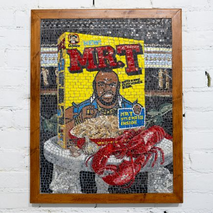 bachor Original Art - Mr. T