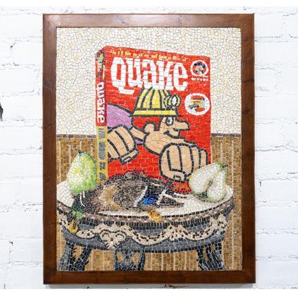 bachor Original Art - Quake
