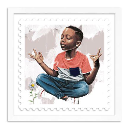 Bart Cooper Art Print - Blackboyzen