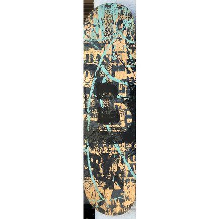 Bask Original Art - BASK Board-slide - B - Hand-Painted Multiple