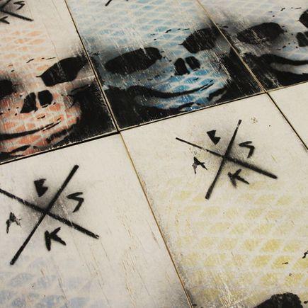Bask Art - Because Art Should Kill Skulls