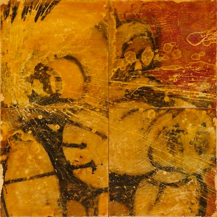 Bask Original Art - Fun Box Billy