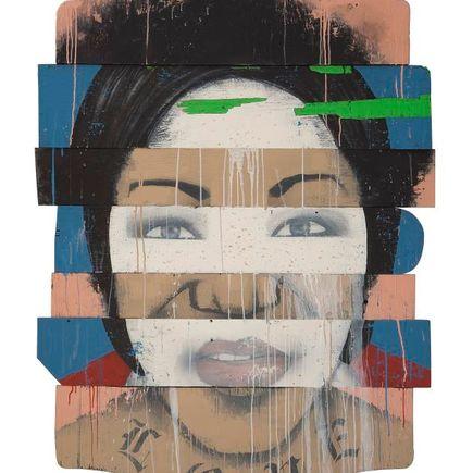 Bask Original Art - Manifest Equality