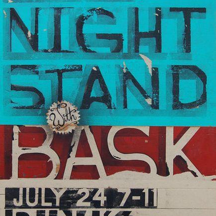 Bask Original Art - One Night Stand St. Petersburg