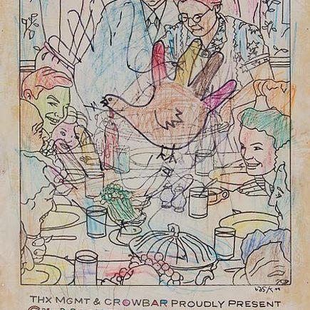 Bask Original Art - Party Dream