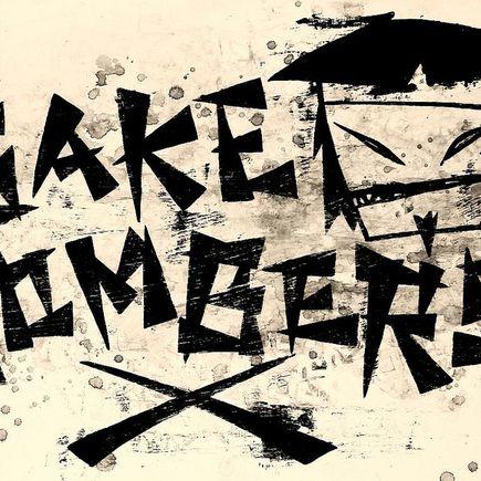 Bask Original Art - Sake Bombers