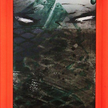 Bask Original Art - Scenic Riot 1