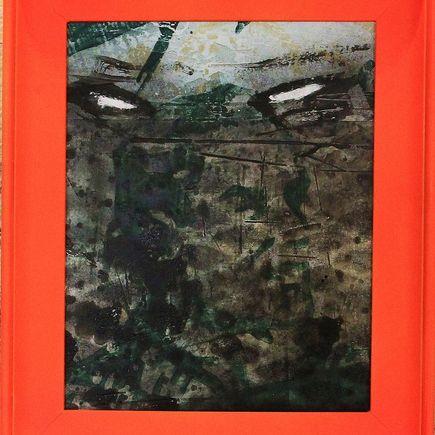 Bask Original Art - Scenic Riot 2