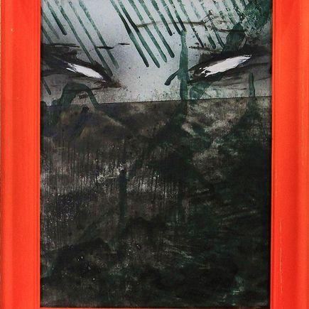 Bask Original Art - Scenic Riot 3