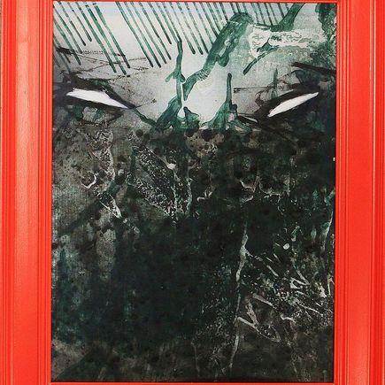 Bask Original Art - Scenic Riot 5