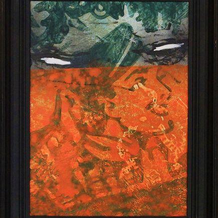 Bask Original Art - Scenic Riot 7
