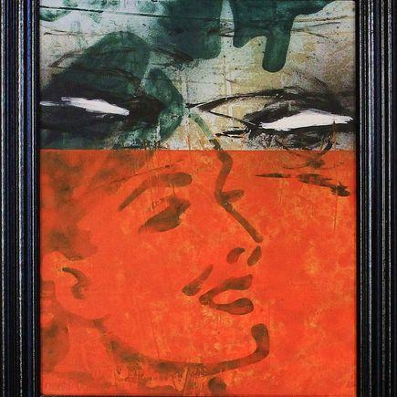 Bask Original Art - Scenic Riot 16