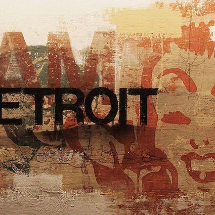 Bask Original Art - Team Detroit