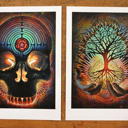 Beau Stanton Art Print - Arcane Archetypes Print Set