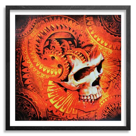 Beau Stanton Art - Enigma - Paper Edition - Framed