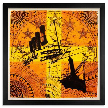 Beau Stanton Art - Maritime Alphabet - (R) Romeo - Limited Edition Prints