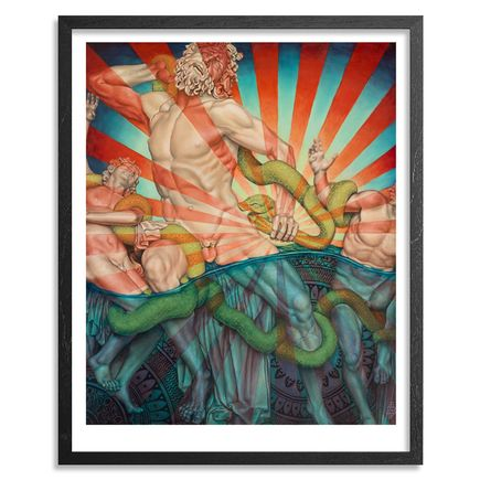 Beau Stanton Art Print - Laocoon - Standard Edition