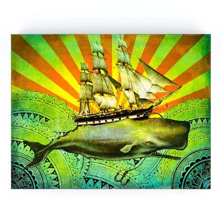Beau Stanton Original Art - Leviathan - Standard